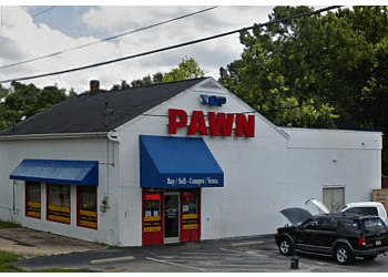 Raleigh pawn shop Top Pawn & Gold