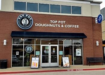 Dallas donut shop Top Pot Doughnuts