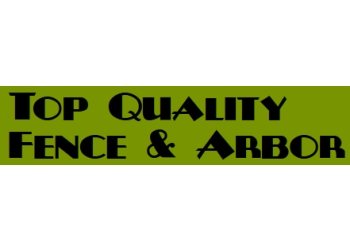 Dallas fencing contractor Top Quality Fence & Arbor, LLC