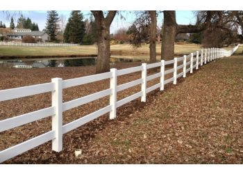 Top Rail Fence