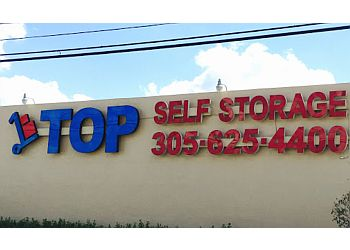 Miami Gardens storage unit Top Self Storage