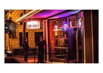 Vancouver night club Top Shelf Grill