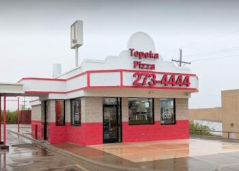 Topeka pizza place  Topeka Pizza