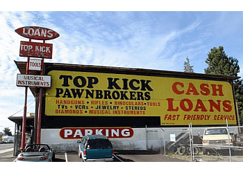 Tacoma pawn shop Topkick Jewelry & Loans