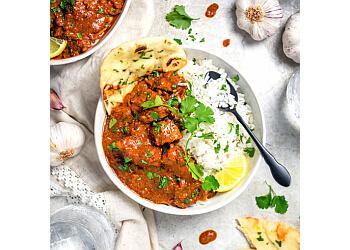 Spokane indian restaurant Top of India