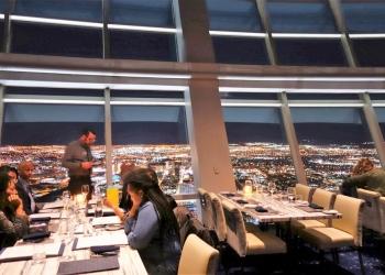 Las Vegas american cuisine Top of the World