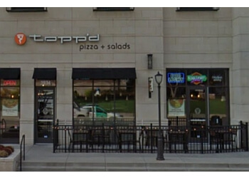 Kansas City pizza place Topp'd Pizza