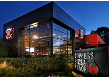 Toppers Pizza Santa Clarita Pizza Places