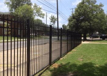 Mobile fencing contractor Tornado Fence Company