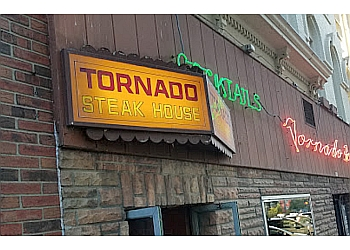 Madison steak house Tornado Steak House