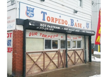 Paterson sandwich shop Torpedo Base USA