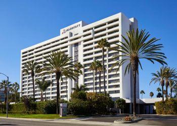 Torrance hotel Torrance Marriott Redondo Beach