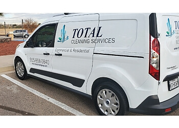 El Paso commercial cleaning service Total Cleaning Services