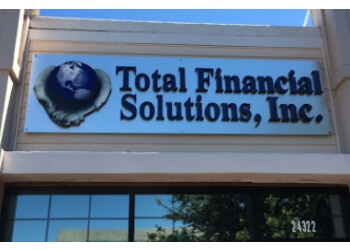 Santa Clarita financial service Total Financial Solutions, Inc.