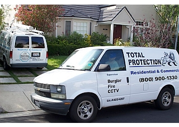 Anaheim security system Total Protection