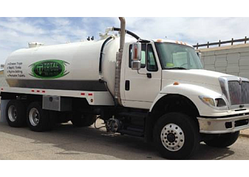 Lubbock septic tank service Total Pump Services