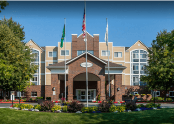 Spokane assisted living facility Touchmark on South Hill