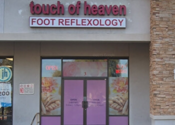 North Las Vegas massage therapy Touch of Heaven Foot Relax