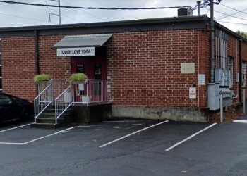 Atlanta yoga studio Tough Love Yoga