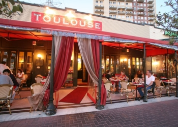 Dallas french cuisine Toulouse Cafe and Bar