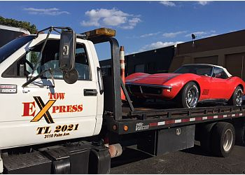 Miami towing company TOW EXPRESS