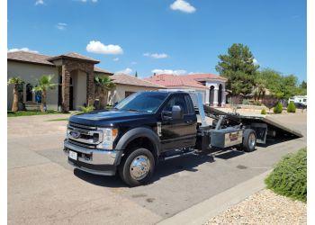 El Paso towing company Tow Master