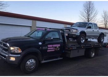 Jackson towing company TowMater's Towing