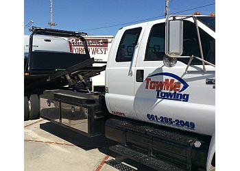 Palmdale towing company TowMe towing and recovery