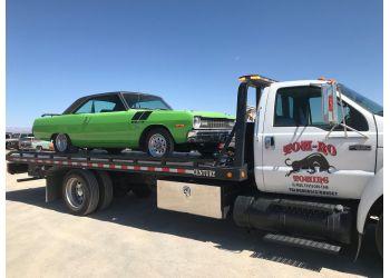 El Paso towing company Tow-Ro Towing
