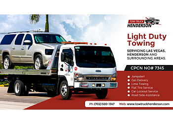 Henderson towing company Tow Truck Henderson
