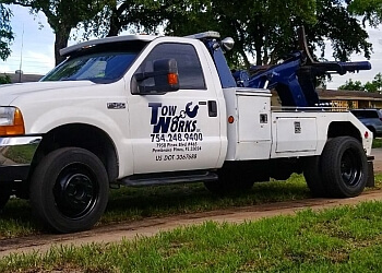 Pembroke Pines towing company Tow Works LLC