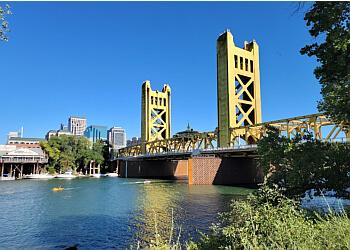 Sacramento landmark Tower Bridge