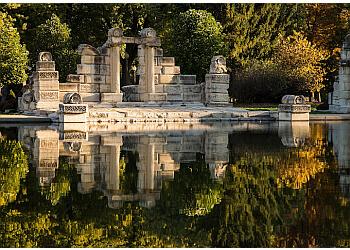 St Louis public park Tower Grove Park
