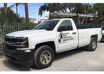 Hialeah pest control company Tower Pest Control, Inc.