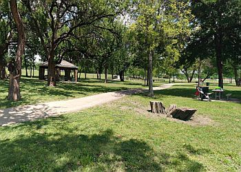 McKinney public park Towne Lake Recreation Area