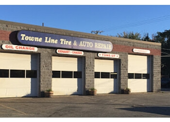 Lowell car repair shop Towne Line Tire & Auto Repair