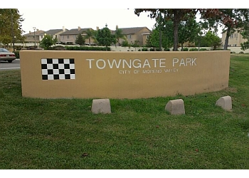 Moreno Valley public park Towngate Memorial Park