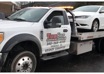 Sterling Heights towing company Towser Towing Service