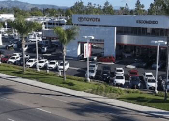 Escondido car dealership Toyota Escondido