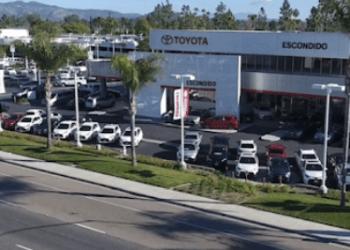 Escondido car dealership Toyota Escondido