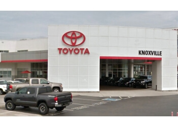 Knoxville car dealership Toyota Knoxville