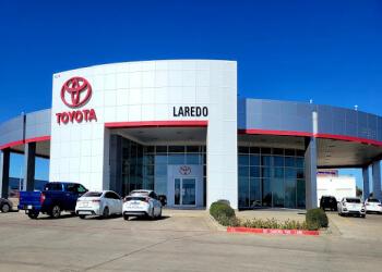 Laredo car dealership Toyota Of Laredo