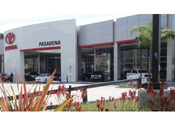 Pasadena car dealership Toyota Pasadena