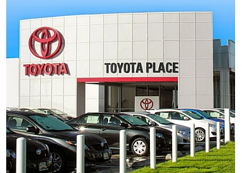 Garden Grove car dealership Toyota Place