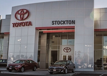 Stockton car dealership Toyota Town of Stockton