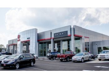 Columbus car dealership TOYOTA WEST