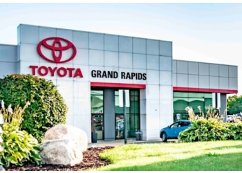 Grand Rapids car dealership Toyota of Grand Rapids