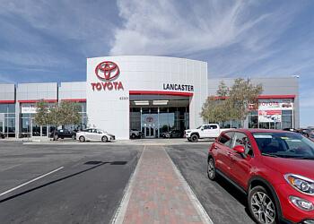 Lancaster car dealership Toyota of Lancaster