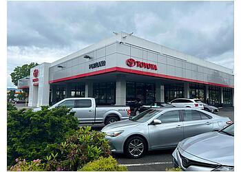 Portland car dealership Toyota of Portland