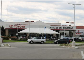 Toyota Of San Bernardino >> 3 Best Car Dealerships In San Bernardino Ca Threebestrated